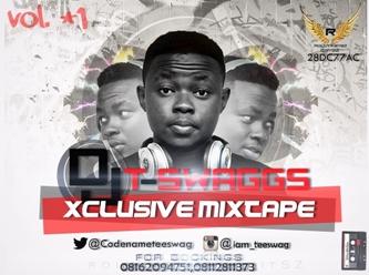 DJ TSwaggs Xclusive Mixtape 411vibes