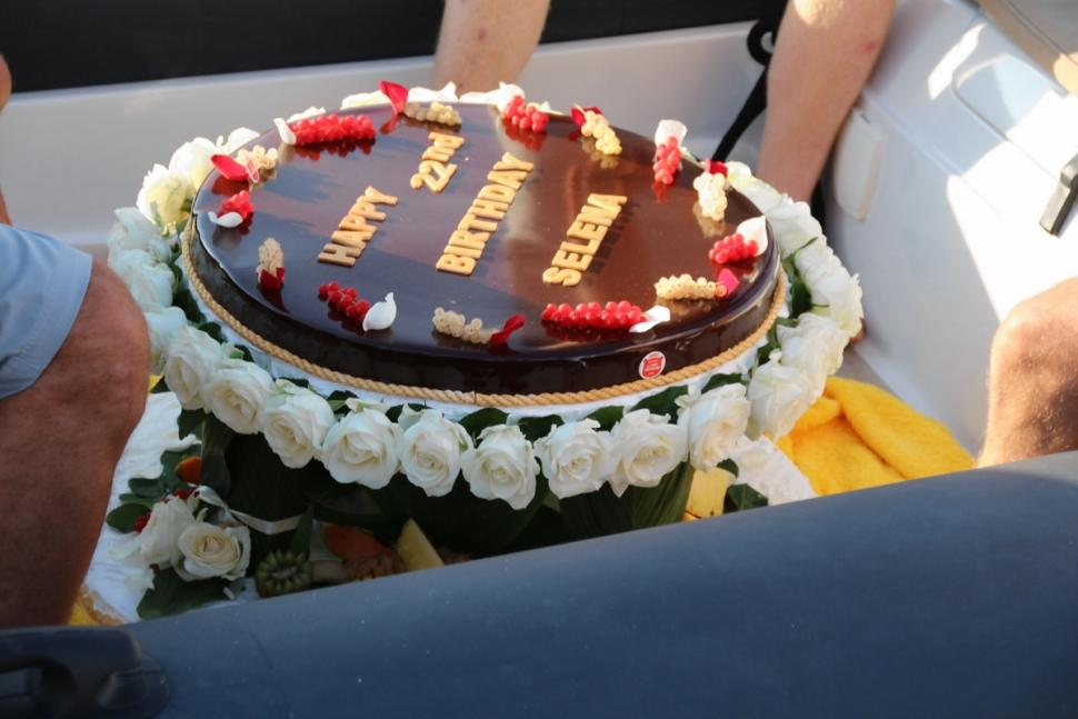 selena cake