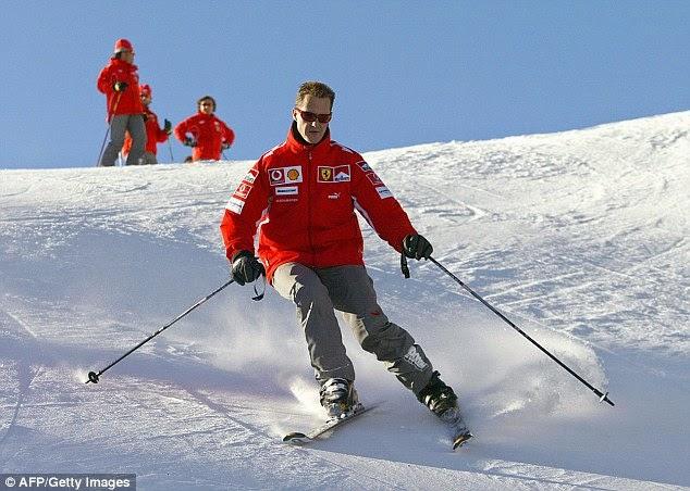 Michael Schumacher 411Vibes