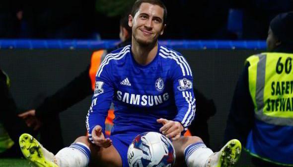 Eden Hazard rejects Chelsea FC contract extension