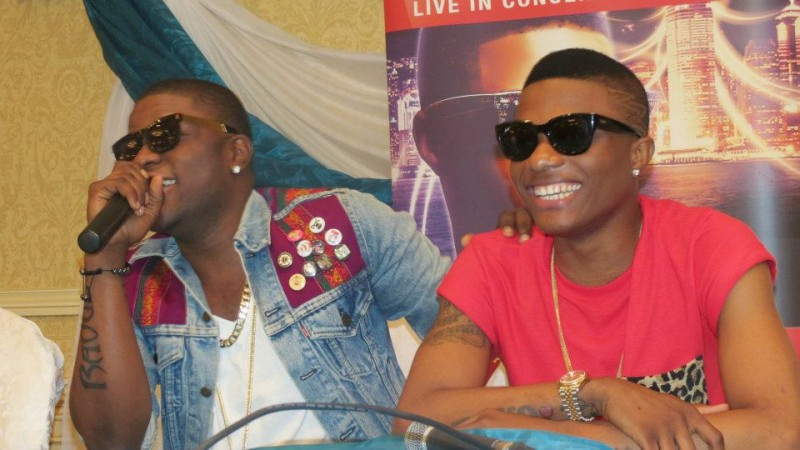 wizkid and skales at war theinfong.com