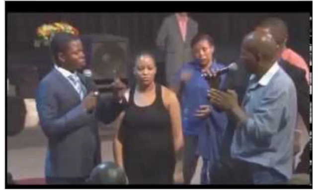 Nigerian pastor who pay women N6500 to lie