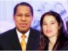 Pastor Chris and wife's reconciliation
