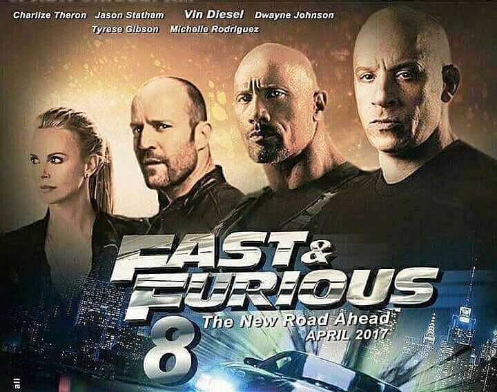 8 things to know about 39 fast and furious 8 39. Black Bedroom Furniture Sets. Home Design Ideas