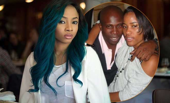 Toke Makinwa and Ayida