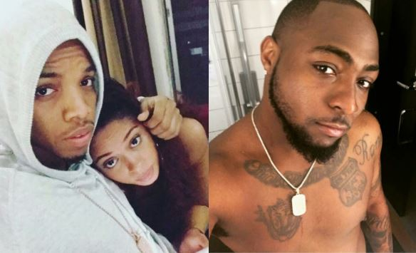 Lola Rae and Tekno Loved Up in New Photo and Davido Drops a Comment (Read)