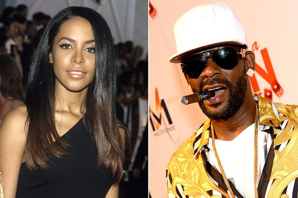 R Kelly Scandals From Aaliyah to Alleged Cults  Rolling