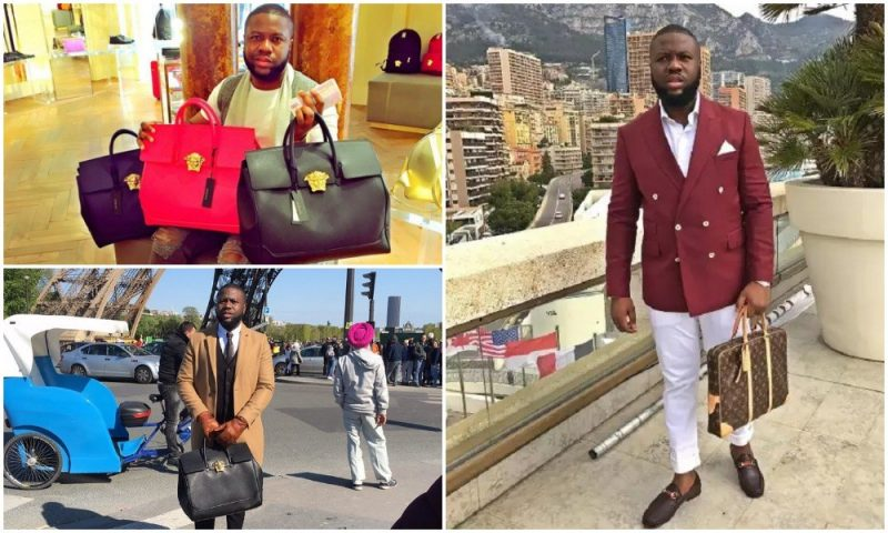 7 Things You Probably Didn't Know About Flamboyant 'Big-Boy', Hushpuppi (PHOTOS)