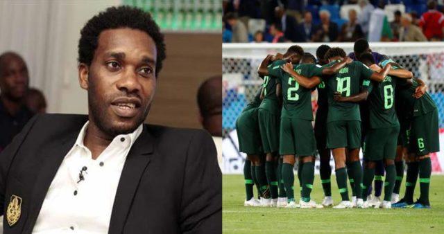 Nigeria vs Croatia: Okocha slams Rohr, Mikel, defenders