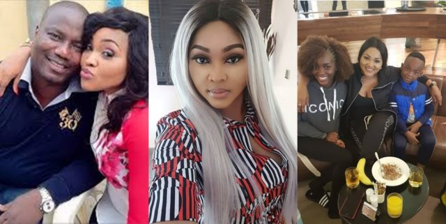 Mercy Aigbe Shades Estranged Husband, Lanre Gentry In Fathers Day Message