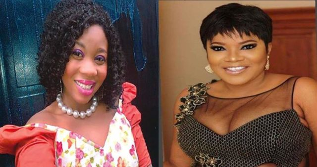 I stopped being Toyin Abraham's friend after she slapped me — Actress Toriola