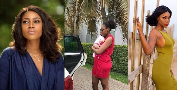 I don't date people because of money Yvonne Nelson
