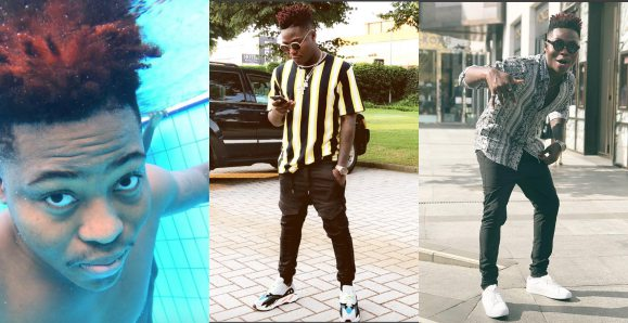Reekado Banks Says Girls Like Money And You Can Deceive Them Till You Are Done With Them
