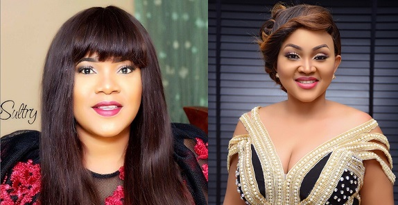Toyin Abraham apologizes to Mercy Aigbe, as they follow each other back on IG