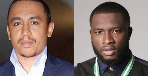 """You are so bitter""- Emmanuel Ikubese blasts Daddy Freeze over post on Ahmed Musa"
