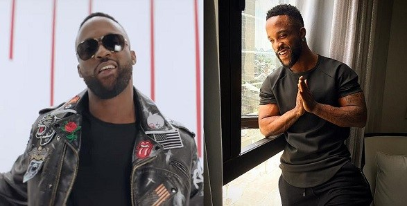 Iyanya mocked by fans for dropping just N3k after much hailing in Delta State