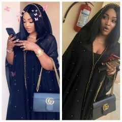 Mercy Aigbe Looks Like A Queen Rocking Arabian-Inspired Dress (Photos)