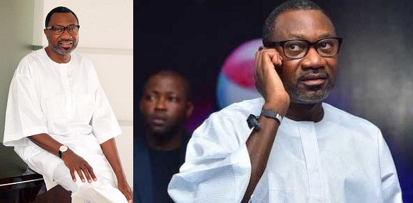 Billionaire, Femi Otedola forced to suspend Twitter Account due to impersonators.