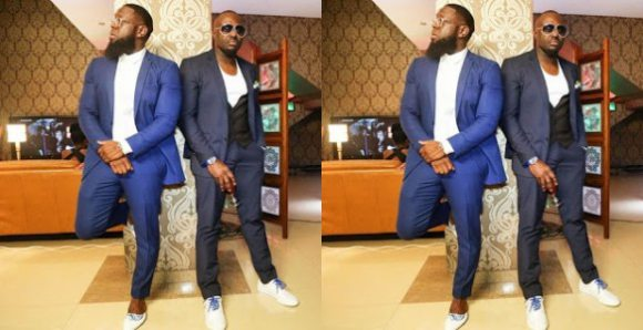"Timaya said I should be his son's godfather and I agreed""- Jim Iyke"