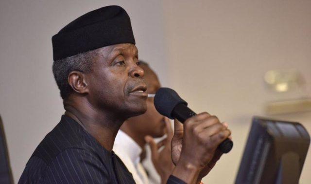 """Boko Haram will end soon"" – Yemi Osinbajo"