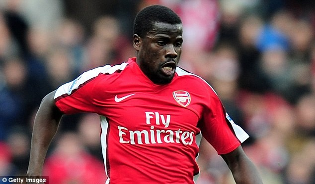 This Is Why Former Arsenal Defender Emmanuel Eboue Got Arrested