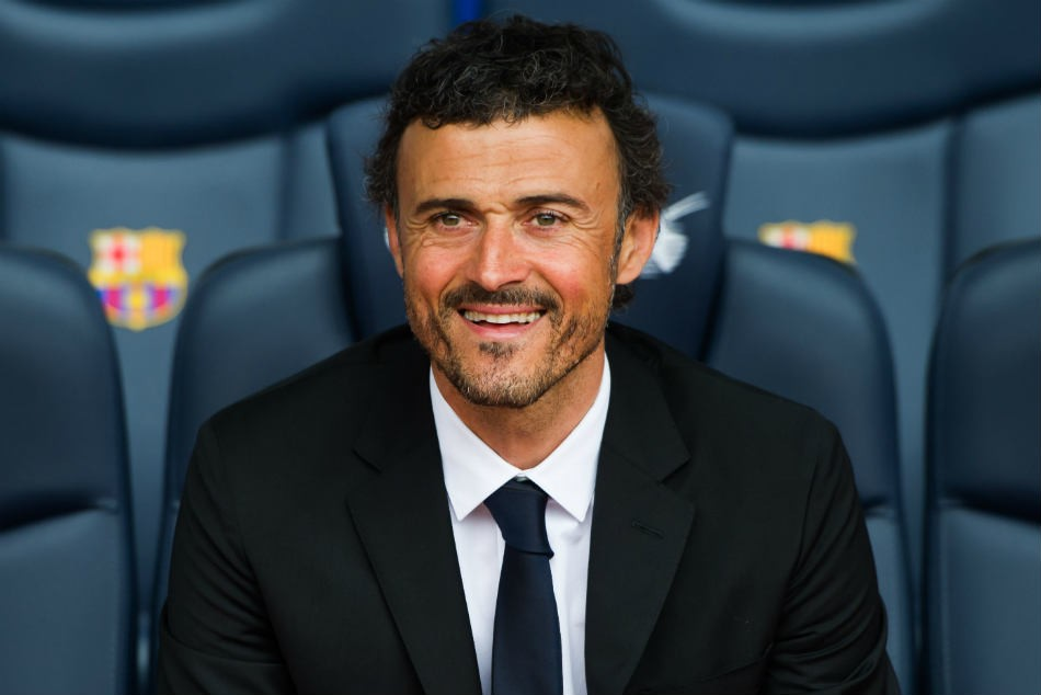 Spain appoint former Barcelona manager Luis Enrique as new coach