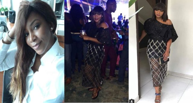 Genevieve Nnaji in shock as colleagues snubbed her at New Afrika Shrine, Ikeja