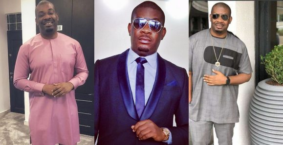 Don Jazzy Says He Always Enters A Girl's DM With Respect