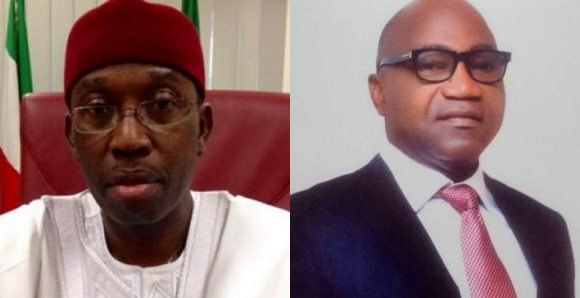 Governor Okowa Brother Allegedly Slaps Secretary Festus Ovie Agas