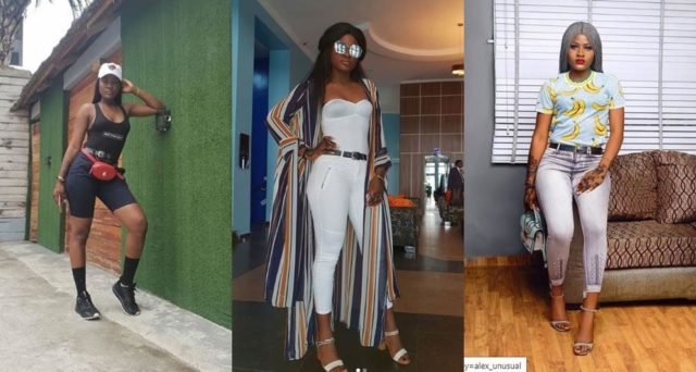 Alex cries out after she was scammed on Instagram