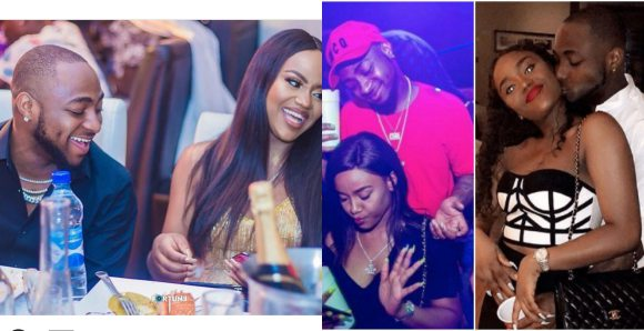 Davido promises Chioma 'Forever'