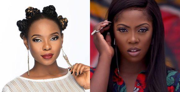 Tiwa Savage & Yemi Alade Unfollow Each Other On Instagram