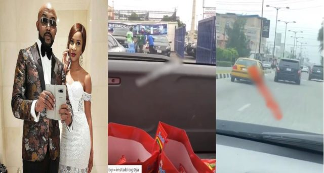 Don Jazzy reacts after Two women slam Banky W for driving an expired Range Rover SUV (Video)