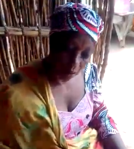 Video: Leah Sharibu's mother appeals to FG to rescue her daughter from Boko Haram captivity
