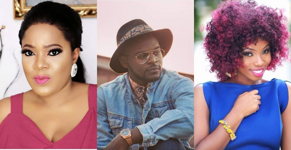 Falz features BamBam and Toyin Abraham in newly released video