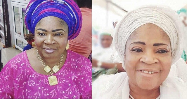 'Men still pester me for love' - 57-year-old Singer, Salawa Abeni says