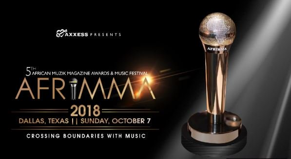 Afrimma releases nomination list for 2018; Wizkid, Davido reign with highest nominations (Full list)