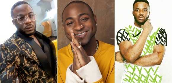 Patrick golden boy entertainment davido