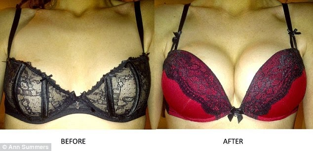 how to make your breast bigger