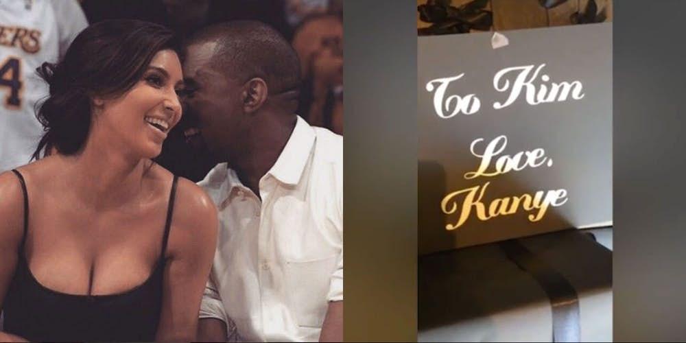 15 times Kanye West broke the bank to spoil Kim Kardashian - The ...