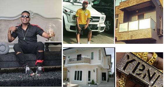 Olamide net worth 2018 - His biography, cars, houses, endorsement
