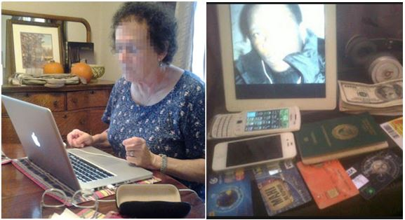 Image result for a yahoo boy thought he was scamming an 83 year old - theinfong.com