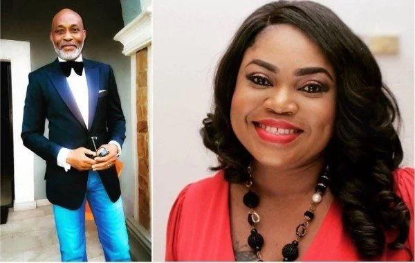 Richard Mofe Damijo's second wife theinfong