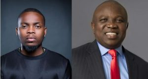 Ambode and Olamide