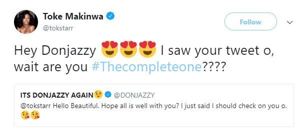 toke and don jazzy flirt