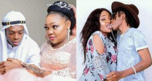 39-years-old woman gets married to a 19-year-old boy (Photos)
