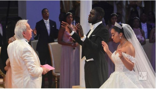 Everything you need to know about Carissa Oyakhilome's wedding