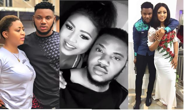 Image result for Regina Daniels' Lover Somadina Shares Love-up Video to Celebrate Her