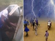 Things you should never do when thunder is striking
