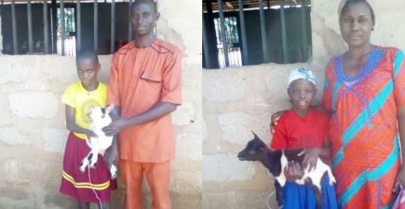 Best Students Receive Goats In Anambra (Photos)
